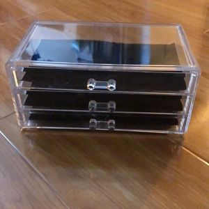 Other - Cosmetic Box/ Makeup Organizer 3 drawer